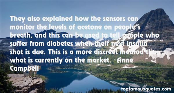 Quotes About Insulin