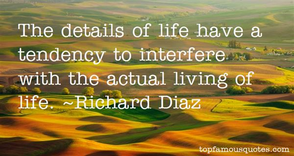 Quotes About Interfere