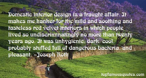 Quotes About Interior