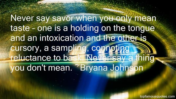 Quotes About Intoxication