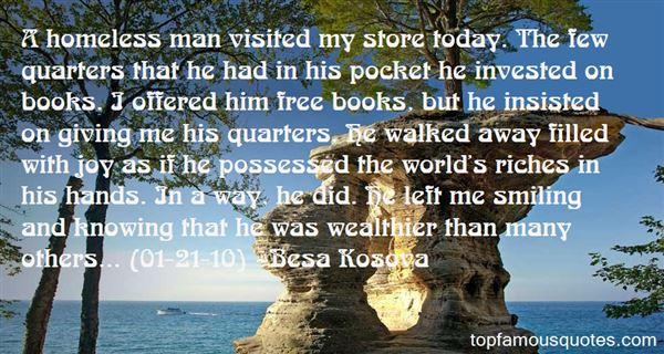 Quotes About Invested