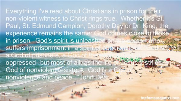Quotes About Jesus Nonviolence