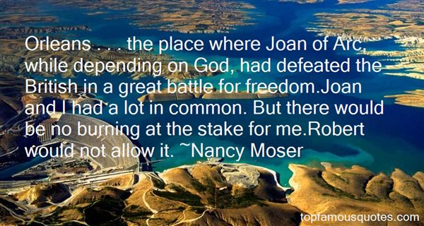 Quotes About Joan