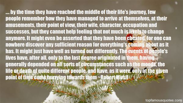 Quotes About Journey And Change