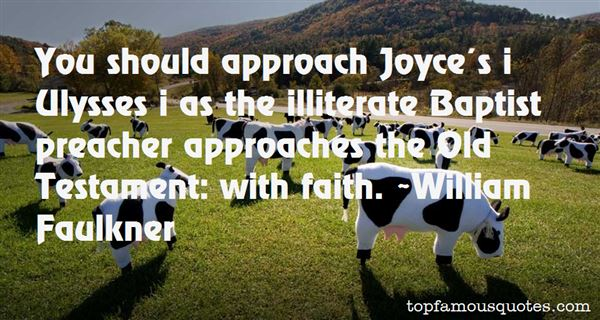 Quotes About Joyce