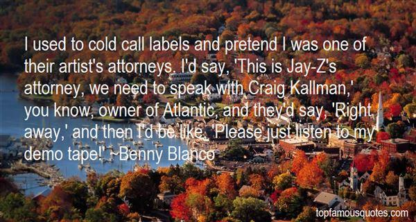 Quotes About Kallman