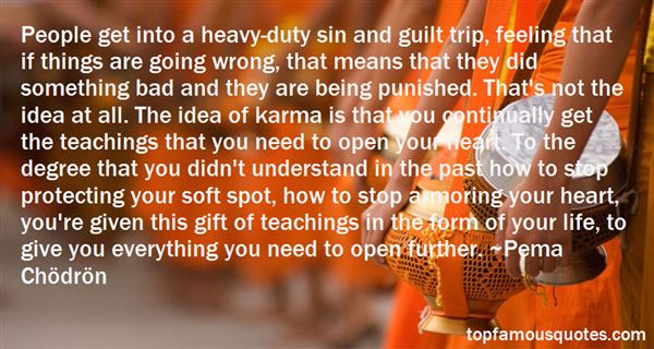 Quotes About Karma And Life
