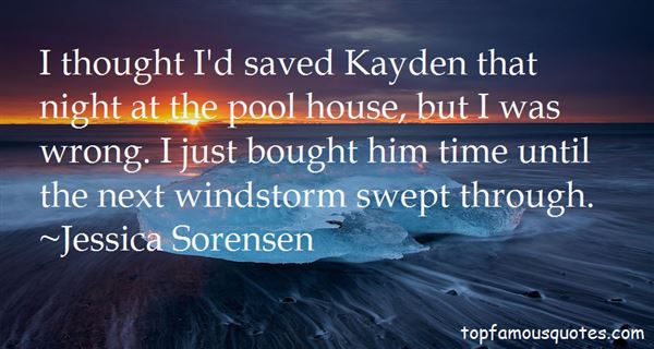Quotes About Kayden