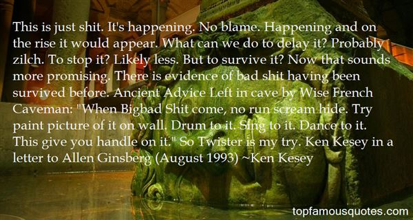 Quotes About Kesey