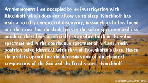 Quotes About Kirch