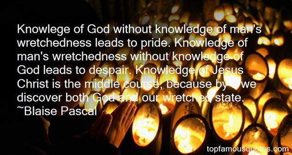 Quotes About Knowlege