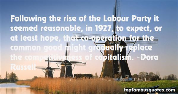 Quotes About Labour Party