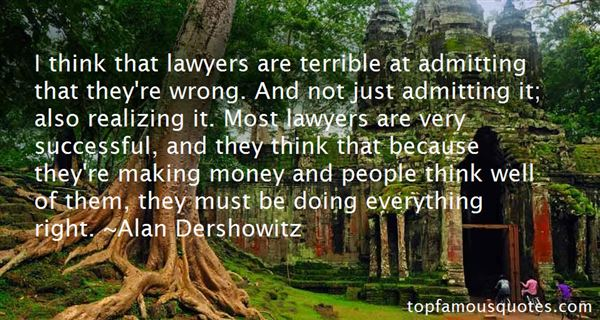 Quotes About Lawyers And Money