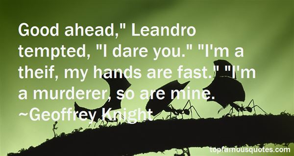 Quotes About Leandro