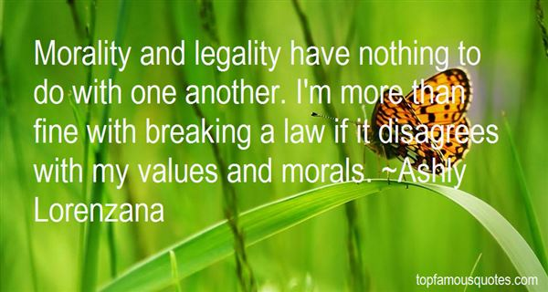 Quotes About Legality