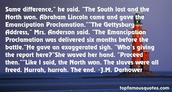 Quotes About Lincoln Gettysburg