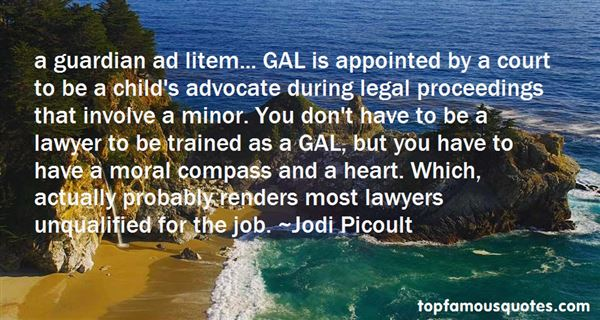 Quotes About Litem