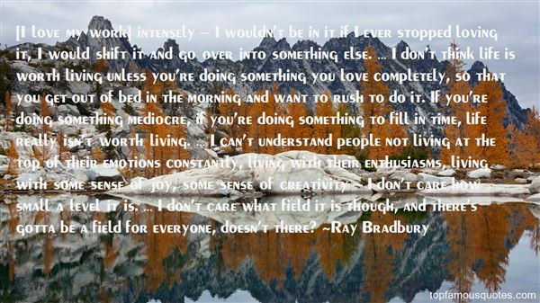Quotes About Living A Mediocre Life