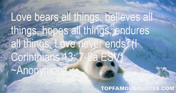 Quotes About Love Corinthians