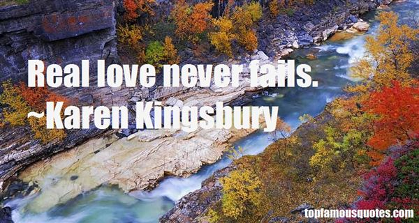 Quotes About Love Never Fails