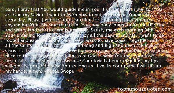 Quotes About Love Saints