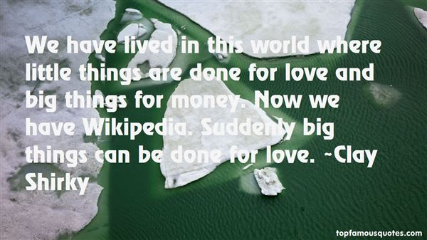 Quotes About Love Wikipedia
