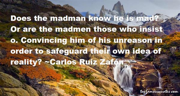 Quotes About Madmen