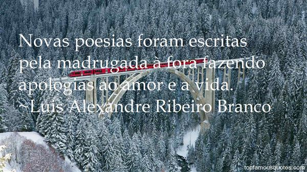 Quotes About Madruga