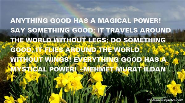 Quotes About Magical