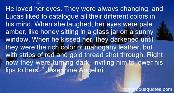 Quotes About Mahogany