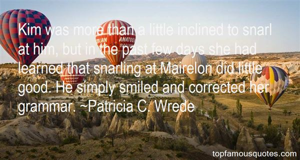 Quotes About Mairelon