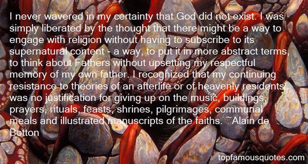 Quotes About Manuscript