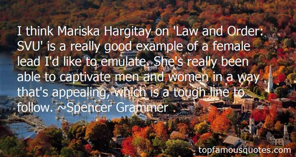Quotes About Mariska