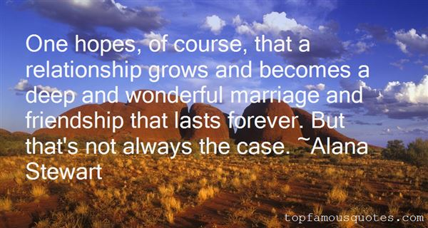 Quotes About Marriage And Friendship