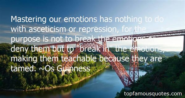 Quotes About Mastering Emotions