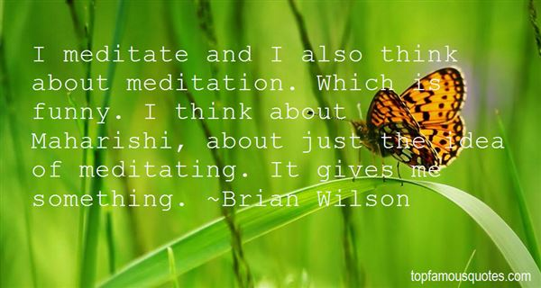Quotes About Meditating