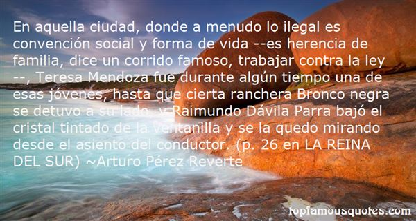 Quotes About Mendoza