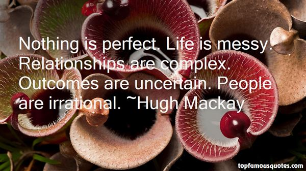 Quotes About Messy Relationships
