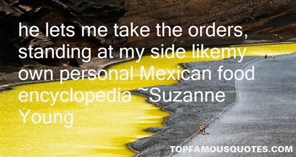 Quotes About Mexican Food