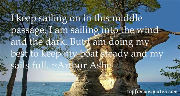 Quotes About Middle Passage