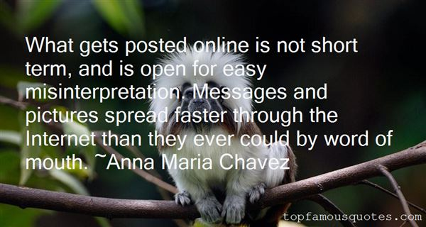 Quotes About Misinterpretation