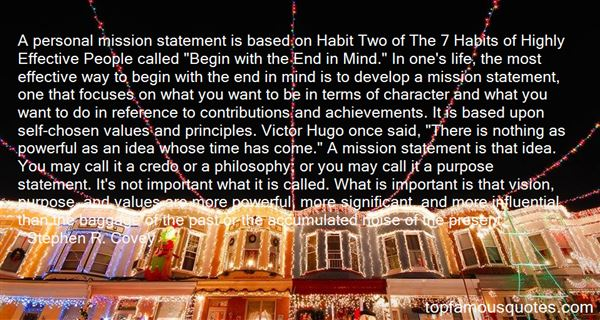 Quotes About Mission And Vision