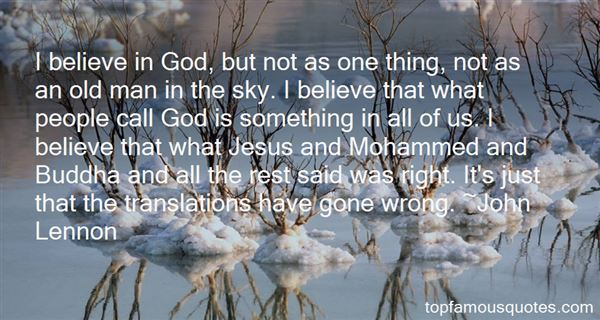 Quotes About Mohammed