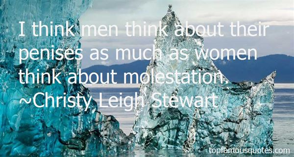 Quotes About Molestation