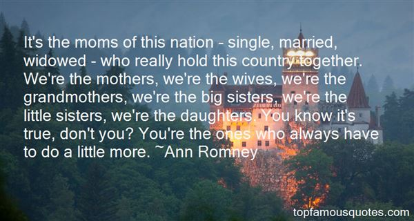 Quotes About Moms And Sisters