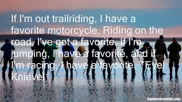 Quotes About Motorcycle Riding