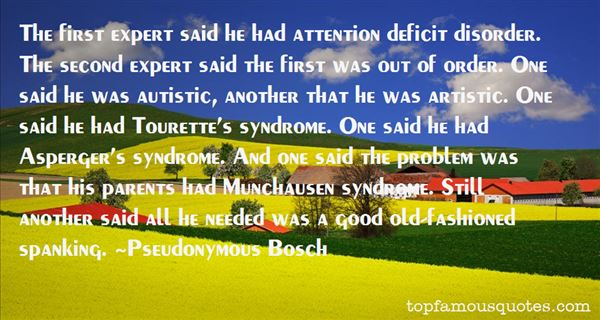 Quotes About Munchausen Syndrome