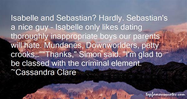 Quotes About Mundanes