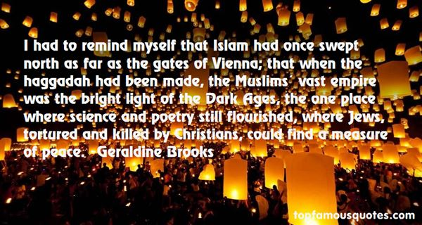 Quotes About Muslim And Christian