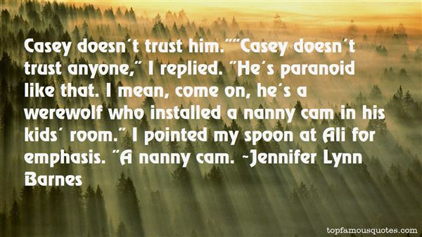 Quotes About My Nanny